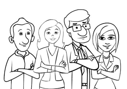 Vauntium professional services team