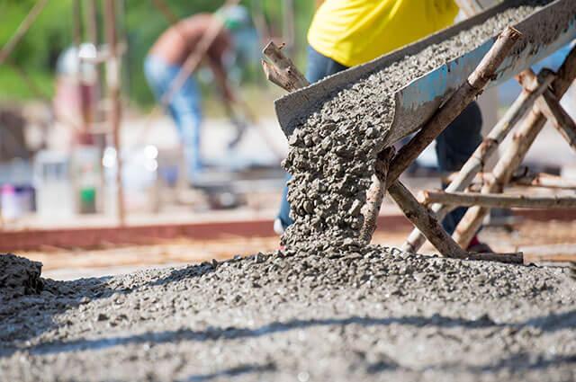 High Quality Concrete Pouring