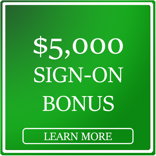 Drivers get a $5,000 sign on bonus