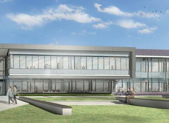 Tech School Construction Project