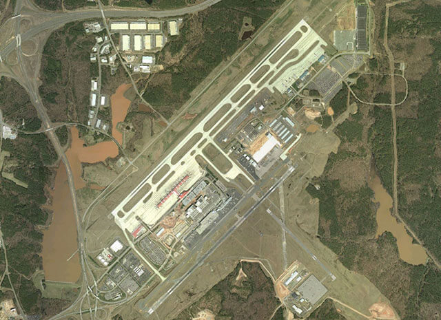 Runway Expansion Construction Project