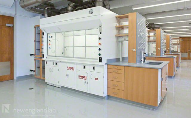 Laboratory Construction Project