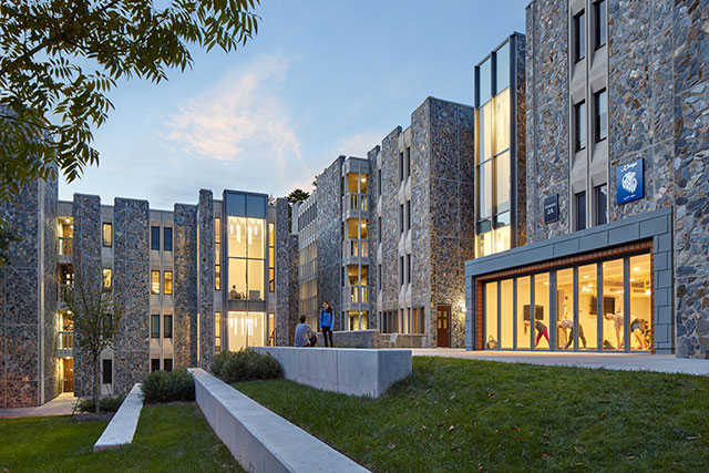 University Dormatory Construction Project